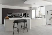 Фото 9 Дизайн кухни с барной стойкой: 40 трендов для современного и практичного интерьера