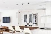 Фото 10 Дизайн кухни с барной стойкой: 40 трендов для современного и практичного интерьера