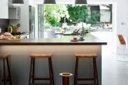 Фото 13 Дизайн кухни с барной стойкой: 40 трендов для современного и практичного интерьера