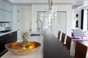 Фото 14 Дизайн кухни с барной стойкой: 40 трендов для современного и практичного интерьера