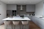 Фото 16 Дизайн кухни с барной стойкой: 40 трендов для современного и практичного интерьера