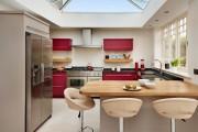 Фото 17 Дизайн кухни с барной стойкой: 40 трендов для современного и практичного интерьера