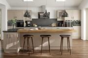 Фото 20 Дизайн кухни с барной стойкой: 40 трендов для современного и практичного интерьера