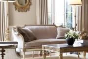 Фото 7 Нестареющая классика: 65+ элегантных вариантов мебели для гостиной в классическом стиле