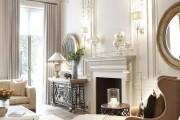 Фото 11 Нестареющая классика: 65+ элегантных вариантов мебели для гостиной в классическом стиле