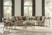Фото 16 Нестареющая классика: 65+ элегантных вариантов мебели для гостиной в классическом стиле