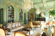 Фото 18 Нестареющая классика: 65+ элегантных вариантов мебели для гостиной в классическом стиле