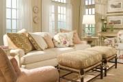 Фото 20 Нестареющая классика: 65+ элегантных вариантов мебели для гостиной в классическом стиле