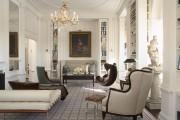 Фото 22 Нестареющая классика: 65+ элегантных вариантов мебели для гостиной в классическом стиле
