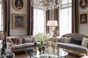 Фото 1 Нестареющая классика: 95+ элегантных вариантов мебели для гостиной в классическом стиле