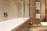 Фото 28 Кафель для ванной комнаты: мозаика, пэчворк и 50+ самых свежих дизайнерских трендов