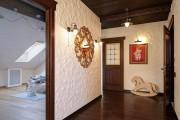 Фото 6 Интерьер прихожей в частном доме: 30+ практичных идей и нюансов отделки
