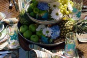 Фото 9 Сервировка праздничного стола: тонкости этикета и 95 вариантов безукоризненного декора