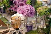 Фото 16 Сервировка праздничного стола: тонкости этикета и 95 вариантов безукоризненного декора