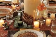 Фото 17 Сервировка праздничного стола: тонкости этикета и 95 вариантов безукоризненного декора