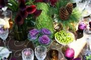 Фото 2 Сервировка праздничного стола: тонкости этикета и 95 вариантов безукоризненного декора