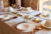 Фото 23 Сервировка праздничного стола: тонкости этикета и 95 вариантов безукоризненного декора
