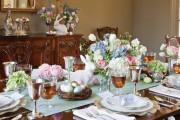 Фото 24 Сервировка праздничного стола: тонкости этикета и 95 вариантов безукоризненного декора