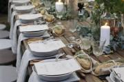 Фото 26 Сервировка праздничного стола: тонкости этикета и 95 вариантов безукоризненного декора