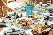 Фото 29 Сервировка праздничного стола: тонкости этикета и 115+ вариантов безукоризненного декора