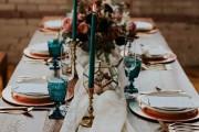 Фото 30 Сервировка праздничного стола: тонкости этикета и 115+ вариантов безукоризненного декора