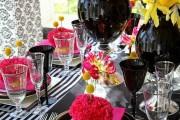 Фото 33 Сервировка праздничного стола: тонкости этикета и 95 вариантов безукоризненного декора