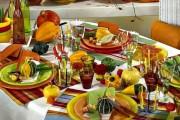 Фото 40 Сервировка праздничного стола: тонкости этикета и 95 вариантов безукоризненного декора