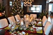 Фото 44 Сервировка праздничного стола: тонкости этикета и 95 вариантов безукоризненного декора