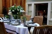 Фото 45 Сервировка праздничного стола: тонкости этикета и 95 вариантов безукоризненного декора