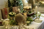 Фото 50 Сервировка праздничного стола: тонкости этикета и 115+ вариантов безукоризненного декора