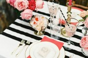 Фото 1 Сервировка праздничного стола: тонкости этикета и 95 вариантов безукоризненного декора