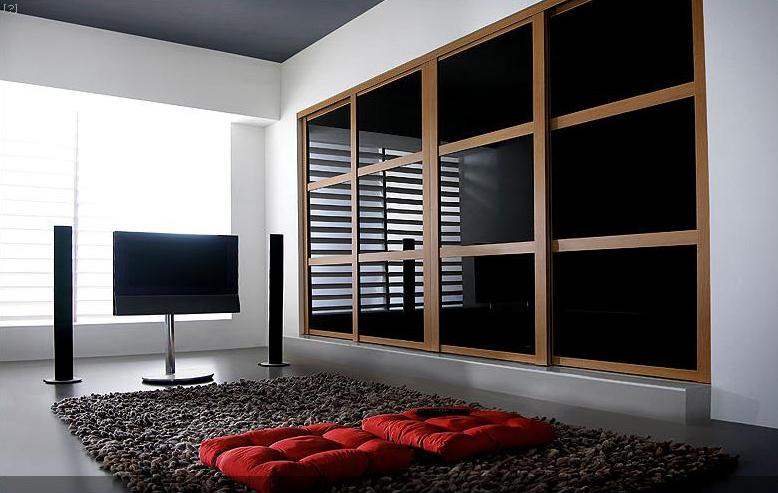 Шкаф-купе в спальне: 105 идей оптимизирования пространства.