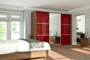 Фото 15 Шкаф-купе в спальне: 100+ функциональных идей для оптимизации пространства