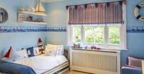 Детские спальни для мальчиков: 75 ярких фото обустройства пространства для ребенка фото