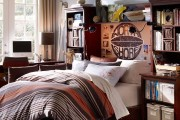 Фото 15 Детские спальни для мальчиков: 100+ лучших фотоидей дизайна интерьера детской комнаты