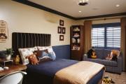 Фото 23 Детские спальни для мальчиков: 100+ лучших фотоидей дизайна интерьера детской комнаты