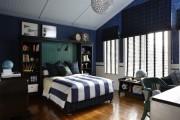 Фото 27 Детские спальни для мальчиков: 100+ лучших фотоидей дизайна интерьера детской комнаты