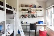 Фото 29 Детские спальни для мальчиков: 100+ лучших фотоидей дизайна интерьера детской комнаты