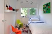 Фото 38 Детские спальни для мальчиков: 100+ лучших фотоидей дизайна интерьера детской комнаты