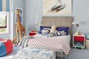 Фото 33 Детские спальни для мальчиков: 100+ лучших фотоидей дизайна интерьера детской комнаты