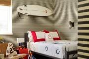 Фото 35 Детские спальни для мальчиков: 100+ лучших фотоидей дизайна интерьера детской комнаты