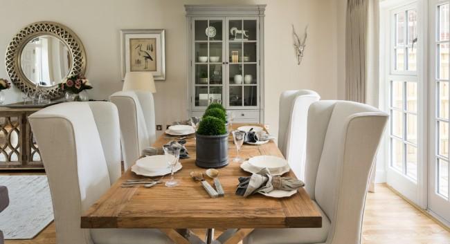 Если вы являетесь ценителем тепла, уюта и домашнего комфорта, то кухня в стиле кантри станет отличным дизайнерским решением для вам и привнесет нотку деревенского шарма в вашу жизнь
