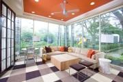 Фото 1 Декор потолка: как определиться с выбором и 50 лучших примеров реализации в интерьере