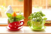 Фото 21 Декор из старой посуды: 55 вдохновляющих идей, которые оживят ваш интерьер