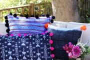 Фото 5 Декоративные подушки своими руками: как задать настроение любому интерьеру? (100 избранных фотоидей и мастер-классы)