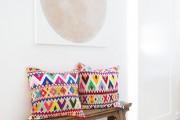 Фото 1 Декоративные подушки своими руками: как задать настроение любому интерьеру? (100 избранных фотоидей и мастер-классы)