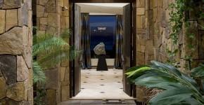 Декоративный камень в прихожей:  благородство природы в отделке (фото) фото