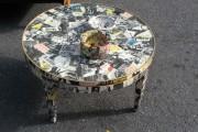 Фото 10 Декупаж мебели: 30+ идей и мастер-классов для создания атмосферы шебби-шик и прованса