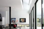 Фото 19 Дизайн черно-белой гостиной: 40 вдохновляющих идей элегантного монохрома
