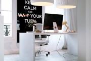 Фото 1 Идеи дизайна домашнего кабинета: работаем дома с удовольствием